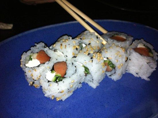Sushi on the Rock: Una ronda