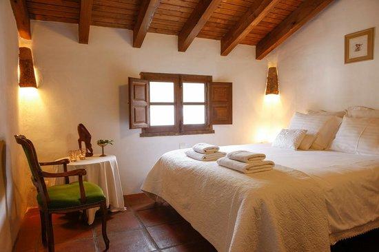 Cortijo Juan Salvador: Dormitorio casa La Higuera