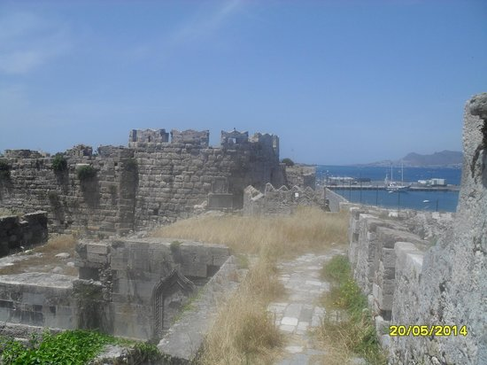 Holiday Village Kos by Atlantica: Kos castle