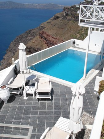 Aeolos Studios & Suites: Aeolos swiming Pool