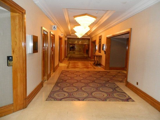 Hilton Birmingham Metropole Hotel: Inside