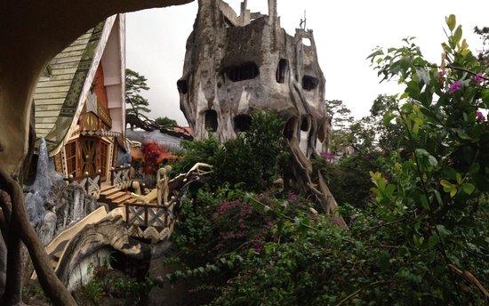 Crazy House: Vu