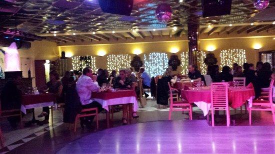 Cabaret MP Show : la salle