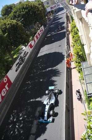 Hotel Metropole Monte-Carlo: View