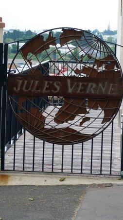 Musee Jules Verne de Nantes