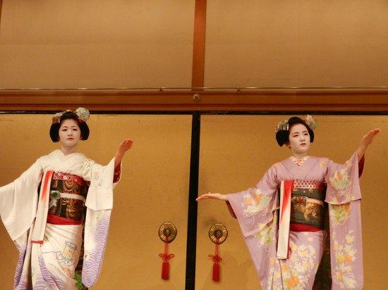 Gion Corner: Maiko Dance