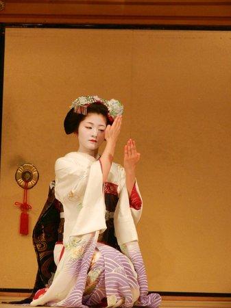 Gion Corner: Maiko