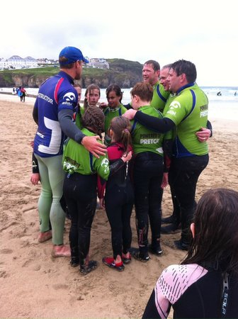 Ticket to Ride Surf School: Sharing The Love