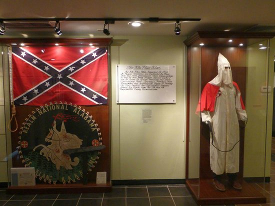 National Voting Rights Museum and Institute: KKK