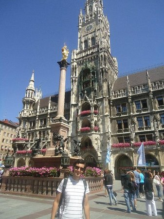 Neues Rathaus: Rathaus