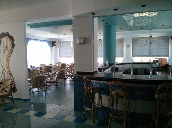 smartline Arion Palace : bar de la réception