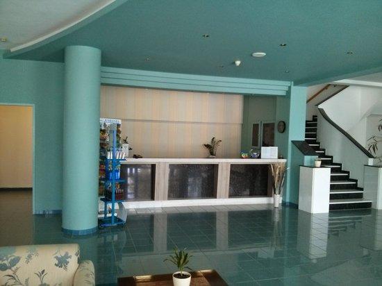 smartline Arion Palace : réception