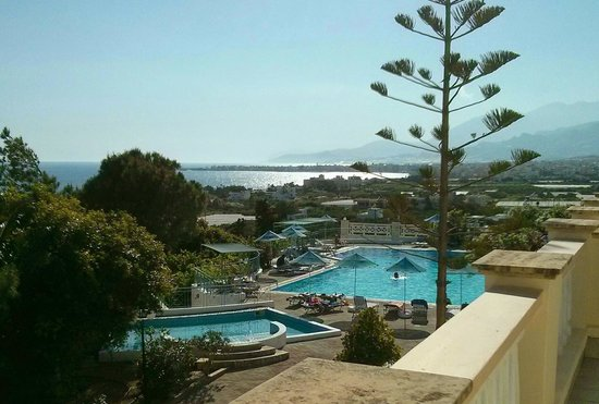 smartline Arion Palace : piscine