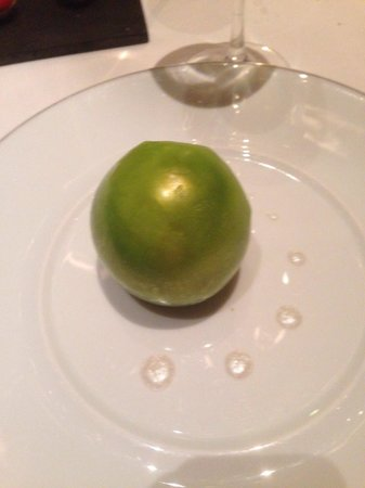 Le Pre Catelan: Pomme revisitée