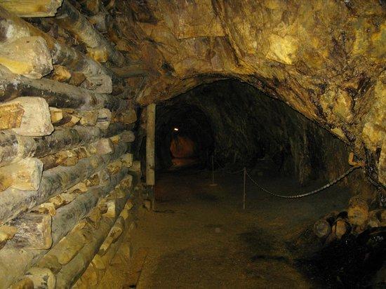 Falu Gruva : В шахте