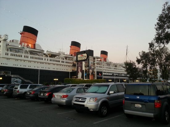 The Queen Mary: Grand Old Dame