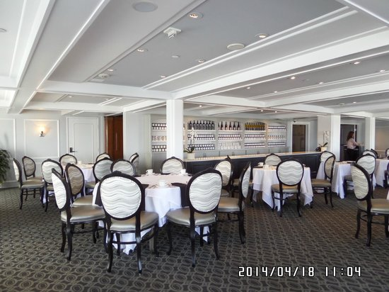 The Queen Mary: The Tea Room