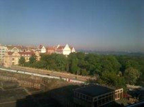Parkhotel Praha : 8th floor view