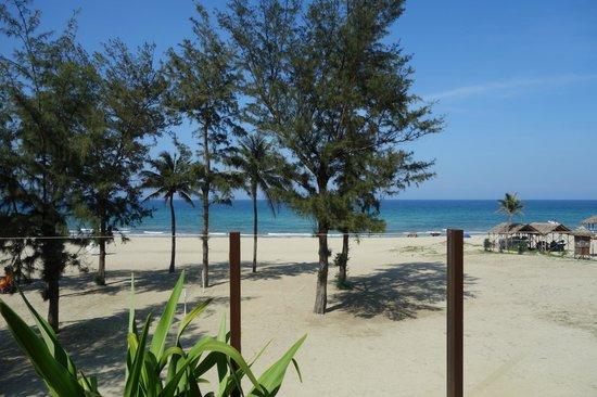 Pullman Danang Beach Resort : view from room
