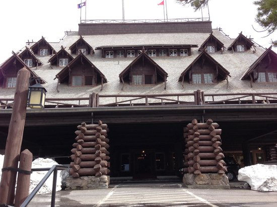 Old Faithful Inn: Loved staying here! :)