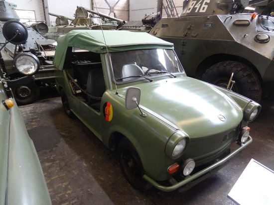 Swiss Military Museum Full: Trabant