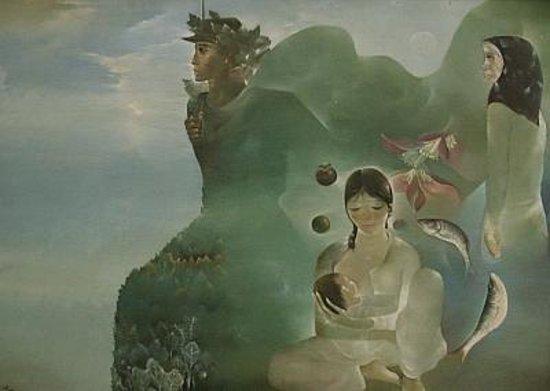 Kunstmuseum (Bảo tàng Mỹ thuật Việt Nam): Modern art Vietnam style