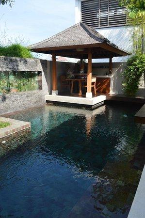 Tegal Sari: Villa Sarang Bambu
