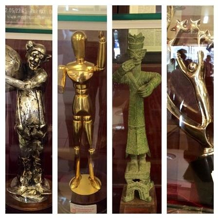 Chaoyang Theater : Награды акробатической труппы