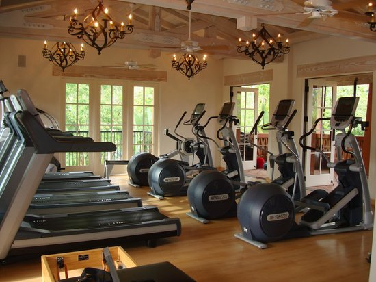 Rancho Valencia: Gym