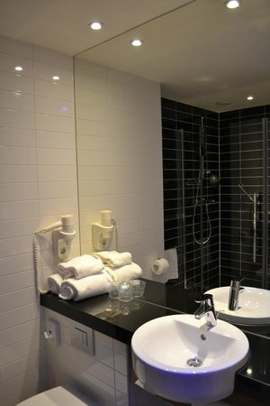 Holiday Inn Express Utrecht - Papendorp: Badkamer
