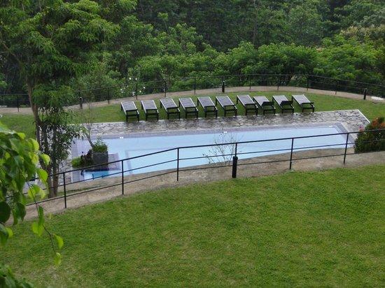 Melheim Resort : View from room