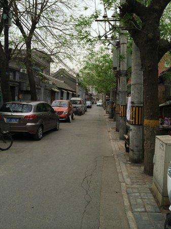 Beijing Sihe Courtyard Hotel: The Hutong