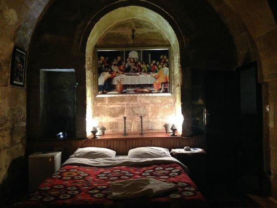 Urgup Inn Cave Hotel : Our wonderful room!