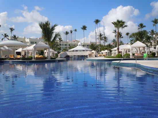 Iberostar Grand Hotel Bavaro: The pool