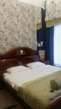Kuznetskiy Inn Hotel: Chambre