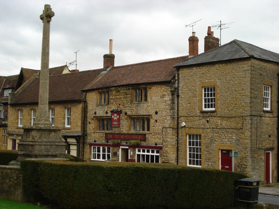 The Plume of Feathers Sherborne: Plume of Feathers, Sherborne