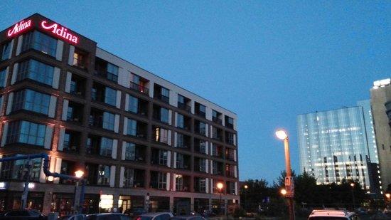 Adina Apartment Hotel Berlin Checkpoint Charlie : Adina Checkpoint Charlie