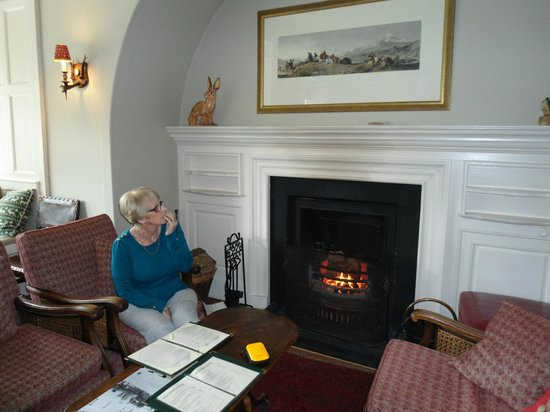 Fortingall Hotel : Front Lounge