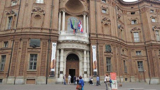 Museo Nazionale del Risorgimento: Entrata del palazzo