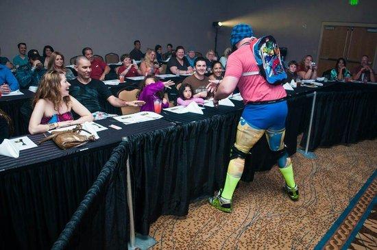 Manor Professional Wrestling Dinner Theatre: Http://manorprowresting.com