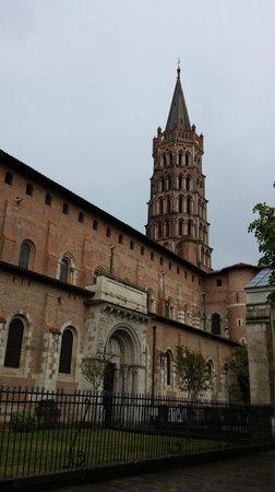 Basilique Saint-Sernin : Basilique