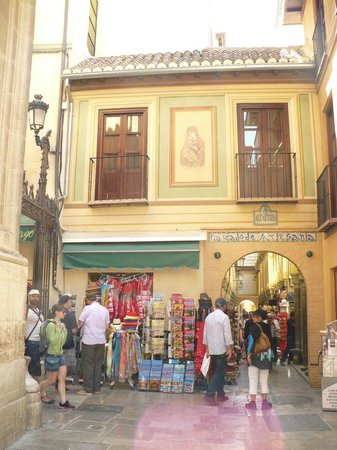 Casa Domingo: Granada