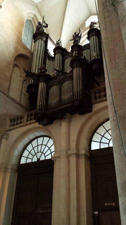Basilique Saint-Sernin : Grand orgue 2