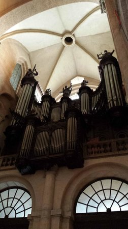 Basilique Saint-Sernin : Grand orgue