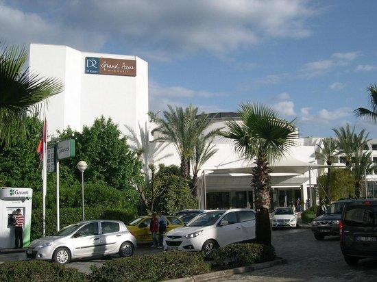 D-Resort Grand Azur: Aussenansicht
