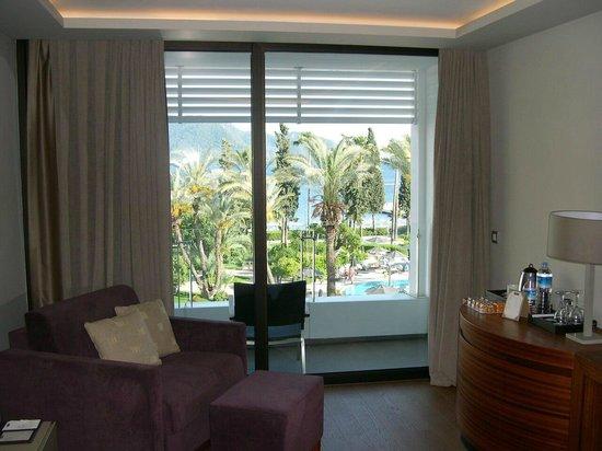 D-Resort Grand Azur: Zimmer mit Meerblick