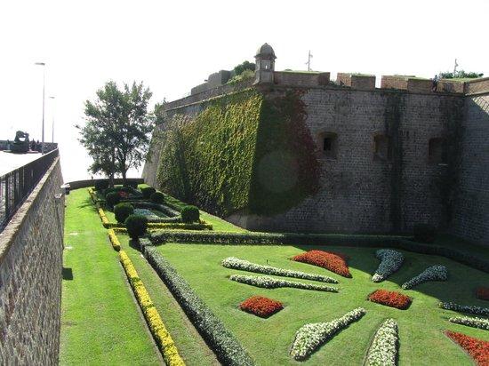 Montjuic Castle: Vista Castello Montjuic 1
