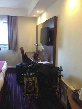 Days Inn Wetherby: nice furniture