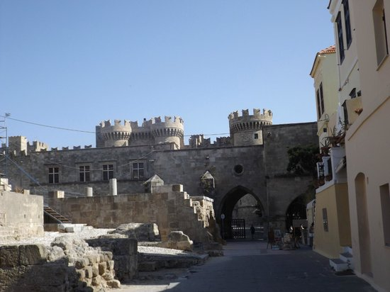 The Kresten Royal Villas & Spa: Rhodes