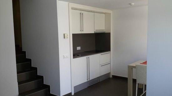 Migjorn Ibiza Suites & Spa : kitchenette